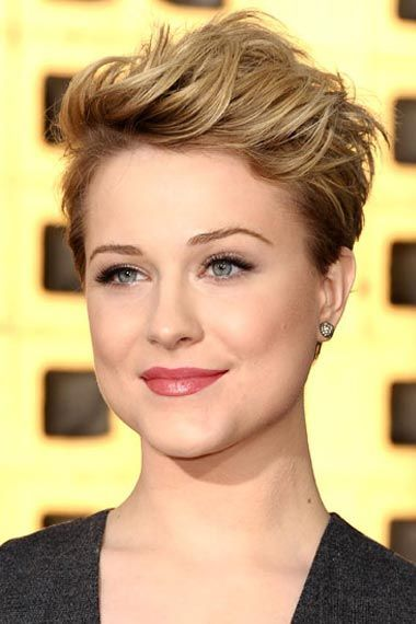 Choosing Hairstyles According To Your Face Shape And Personality round_face_short_hair_ideas_6