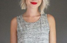 Choosing The Best Short Hairstyle For Your Face round_face_short_hairstyle_women_5-235x150