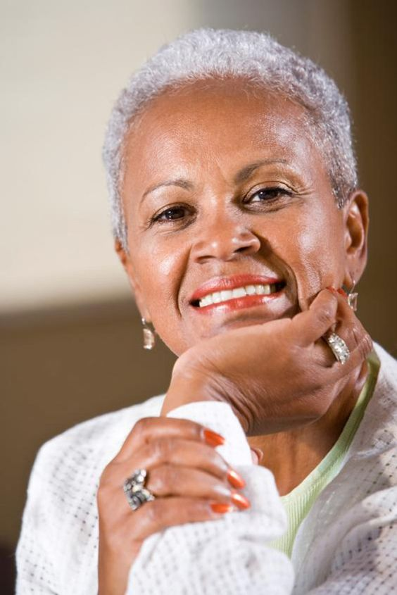 Appealing Short Haircuts For Ladies Over 50 short_haircut_older_african_american_10