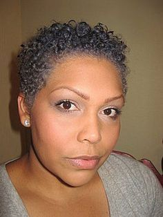Appealing Short Haircuts For Ladies Over 50 short_haircut_older_african_american_8