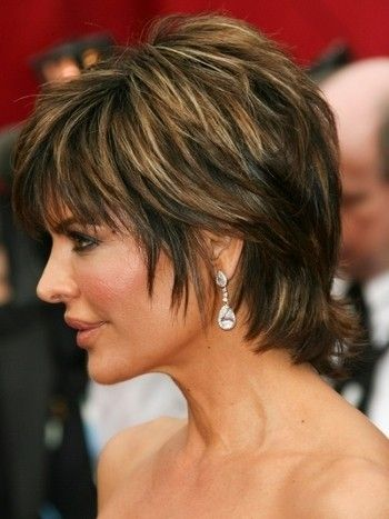 Short Hairstyle And Your Personality short_shag_hairstyles_4