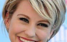 Choosing The Best Short Hairstyle For Your Face square_face_short_hairstyle_women_4-235x150