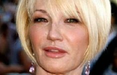 Recommended Short Hairstyles for Women Over 60 With Fine Hair Short_Hairstyles_Women_Over_60_Blonde_Bangs_2-235x150