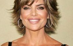 Beautiful Short Hairstyles for Women Over 50 with Thin Hair Spiky_Bob_Older_Women_Over_50_5-235x150