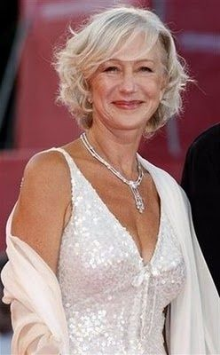 helen mirren hairstyle that you can try