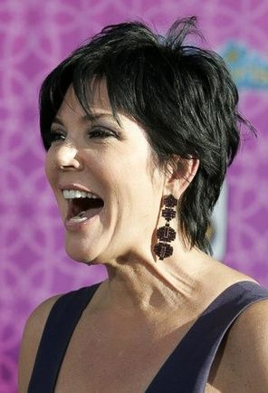Kris Jenner Awesome Pixie Short Hairstyles 2019