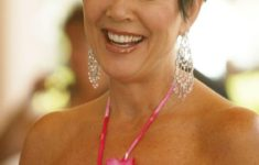 Top Short Haircuts for Women Over 60 with Fine Hair kris_jenner_haircut_7-235x150