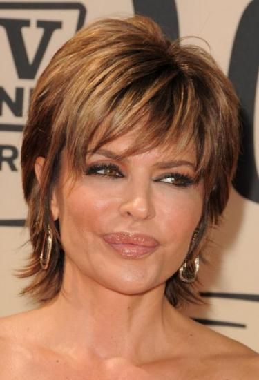 beautiful brown hairstyle for you short_brown_pixie_hair_over_60_women_5