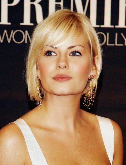 Popular Short Blonde Highlighted Hairstyles