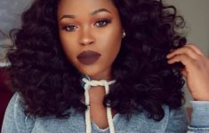 Black Hairstyles for Natural Curly Hair Easy to Maintain Deep_Wave_Natural_Curly_Afro_3-235x150