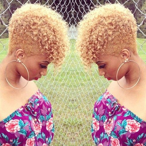 blonde color could change the way you look