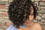 Curly Bob African American 14