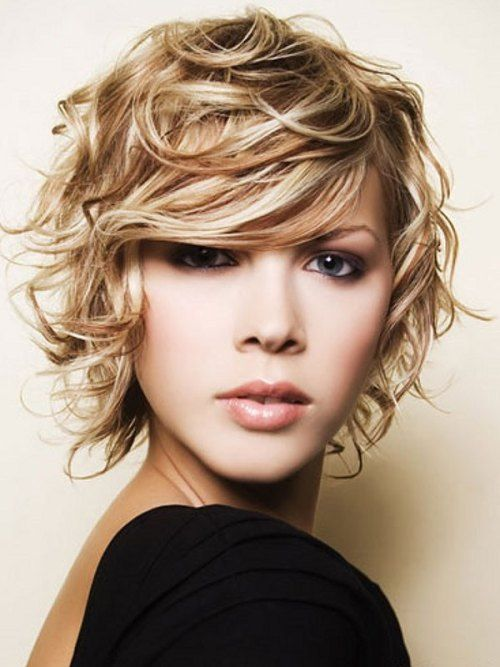 Soft Curls Hairstyle 3 Short Hairstyles 2018