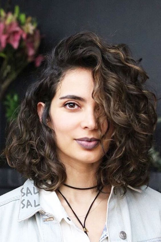 Volume Layer Packed Lob Hairstyle 15 Short Hairstyles 2019