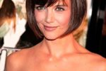 Short Bob with Bangs Hairstyles to Make You Look Cool and Classy classic-bob-haircut-with-side-bangs-for-women-150x100