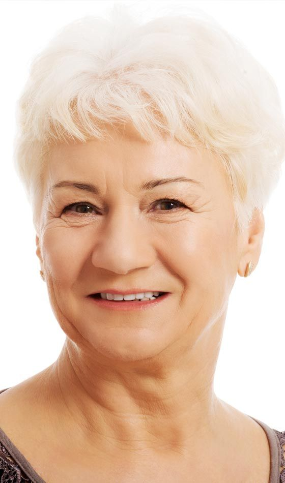 7 Top Short Haircuts for Women over 50 pale-blond-boy-crop-with-short-fringe