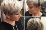 Cute And Trendy Short Stacked Hairstyle For Women With Thin Hair