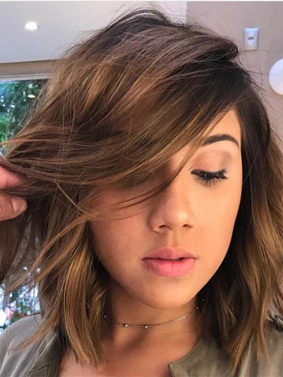 Trendiest Sassy Short Haircuts for Women awesome-bob-hairstyle-variation-for-women-with-thick-hair