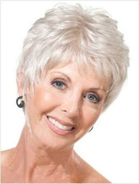 54 Short Choppy Hairstyles for Women over 60 to Look Younger beautiful-looking-choppy-haircut-for-older-women-with-thick-hair