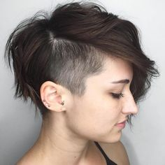 cute pixie haircut variation that you can try this year