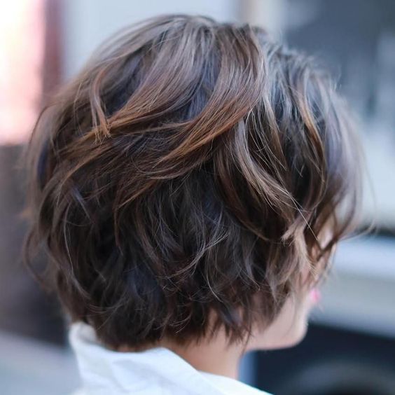 sassy long and short haircut style for women