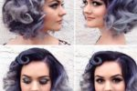 Wavy Curly Ombre Hairstyle That Look Classic