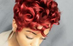 45 Finger Waves Hairstyles for Short Black Hair to Spice up the Strict Style for Your Hair 3a8bf0a29c6ad3e9083c4cf63f0897fa-235x150