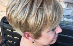 45 Wedge Haircuts for Women Over 50 for Those into Simple and Classic Appearance 58c4271f7873acfa5421a83d3d1470e6-235x150