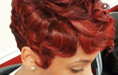 45 Finger Waves Hairstyles for Short Black Hair to Spice up the Strict Style for Your Hair 63c2d7b9208a990b9feebba08871b0be-235x150