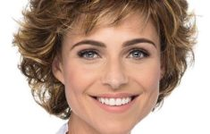 45 Short Shag Haircuts for Women Over 50 for Stylishness with Youthful Appearance 6f0aaf0da5166fb85c8b0bfcccaf60a9-235x150