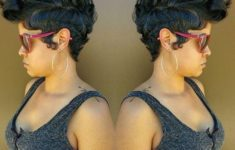 45 Finger Waves Hairstyles for Short Black Hair to Spice up the Strict Style for Your Hair 7c56f62b6cc111b81c0a49e0f6eb4860-235x150