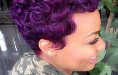 45 Finger Waves Hairstyles for Short Black Hair to Spice up the Strict Style for Your Hair 9b9257b631c90a9b2378e8f675fdb1dd-235x150