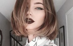 45 Short Haircuts for Women with Thinning Hair that Will Make You Look Fierce Yet Adorable a27c5251af8be9a609c7b6664d2834fa-235x150