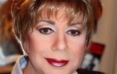 45 Short Shag Haircuts for Women Over 50 for Stylishness with Youthful Appearance ef8520258384eb1b37f68f50d2973e8a-235x150