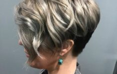 45 Short Shag Haircuts for Women Over 50 for Stylishness with Youthful Appearance f71c4e0b6b75cddef8a6230ccd5c4213-235x150