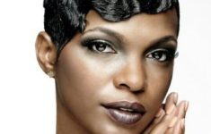 45 Finger Waves Hairstyles for Short Black Hair to Spice up the Strict Style for Your Hair fc20eab47b2b60b70a93a6fcc5d96ea1-235x150