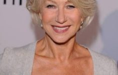 45 Short Hairstyles for Grey Hair and Glasses that Make Older Women Still Looking Stylish mature_short_layered_hairdo_older_women_1-235x150