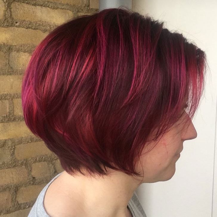 Maroon Wedge 4 20-youth-restoring-short-hairstyles-for-women-over-40_31