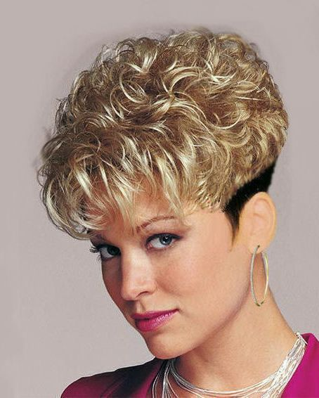 Retro Wedge Hairstyle 1