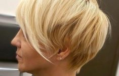 40 Stacked Hairstyles for Short Thin Hair Round Faces to Make You Look More Likeable 20d9a2f370d2c88086f361c2afffd8f4-235x150