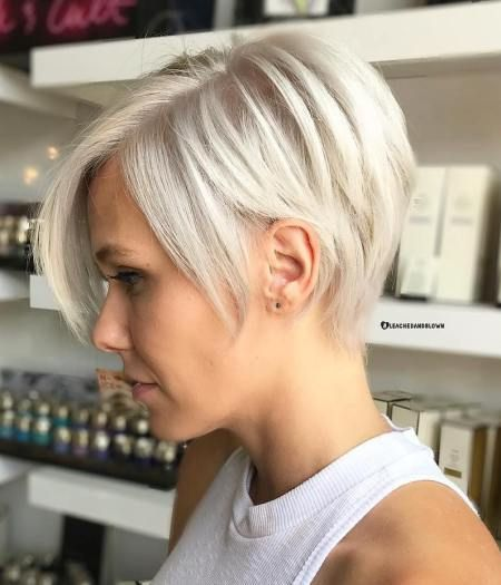 Edgy Etching on Ultra-mod Short Asymmetric Hairstyle 4