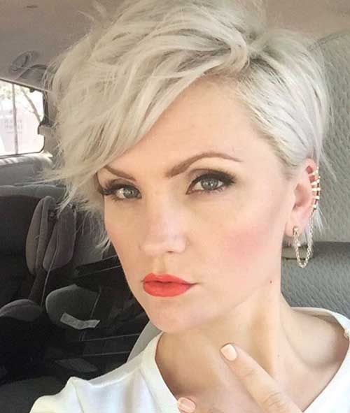 Edgy Etching on Ultra-mod Short Asymmetric Hairstyle 2