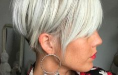 40 Short Layered Haircuts for Older Women that Help Make You Look One Decade Younger 59c1abb7e1f450922661a33634e2185f-235x150