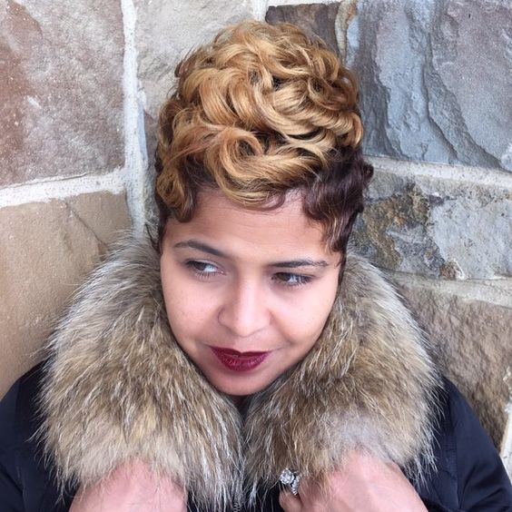 40 Short Haircuts for Older African American Women to Look Graceful and Beautiful 6c470f1cd0c275ea963f29b8e64f0e80