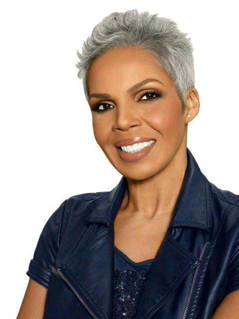 40 Short Haircuts for Older African American Women to Look Graceful and Beautiful 70f65acecdb43162787dbb6e63eb2820