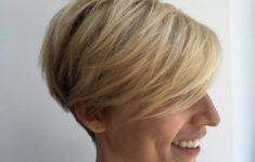 40 Stacked Hairstyles for Short Thin Hair Round Faces to Make You Look More Likeable 8997011c5891921fd23952d5740f7477-235x150
