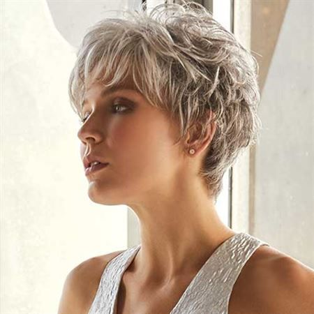 Soft and Feathery Short Bangs 2