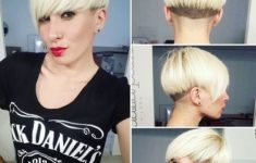 50 Gorgeous Wedge Haircuts for Women over 60 Blonde-Bowl-Cut-Women-Short-Hairstyles-with-bangs-235x150
