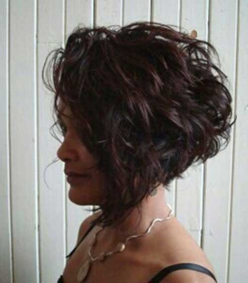 Short Curly Wedge 4