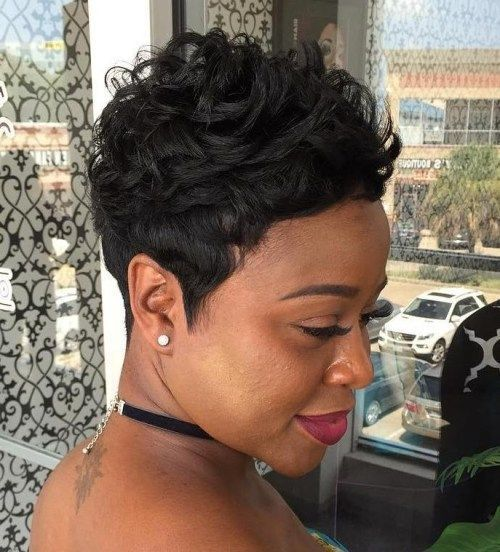 Charming Tousled Pixie Hairstyle 4